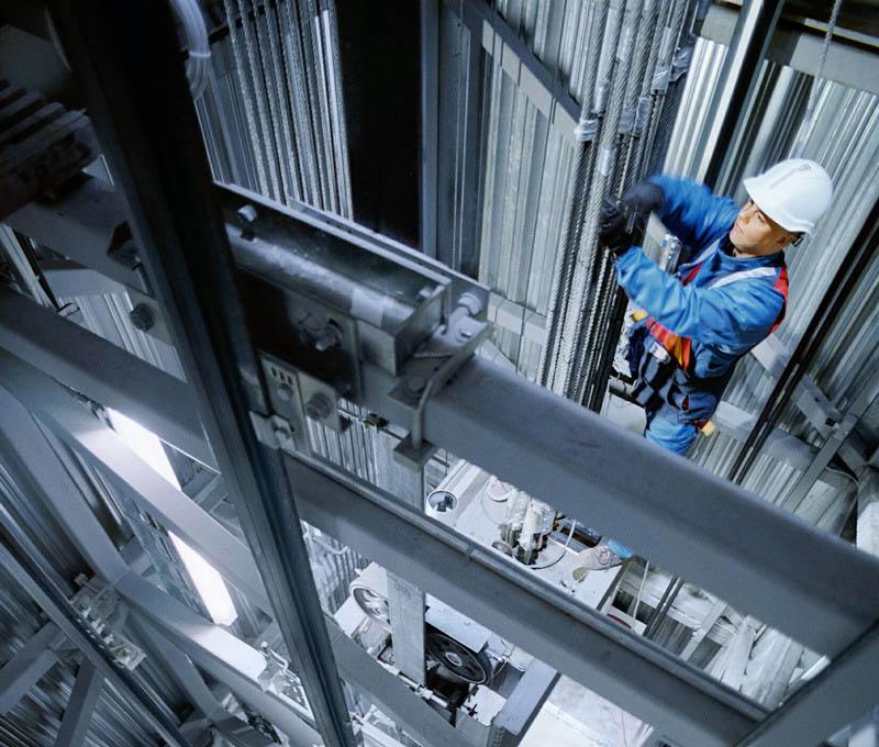 Лифтовая анатомия: как устроена шахта